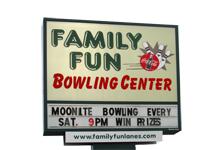 Family Fun Bowling Center